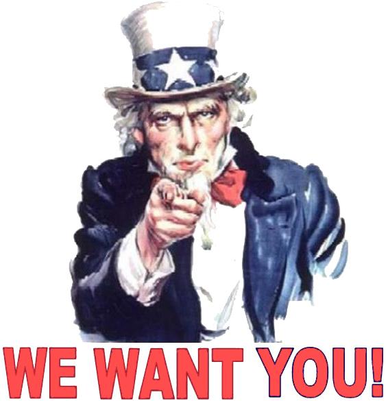Uncle Sam We Want You Copy The Nebraska Wind Symphony