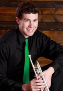 Zach Berans, 2013 NWS Memorial Scholarship Recipient