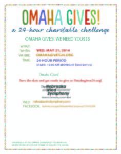 Omaha Gives-NWS
