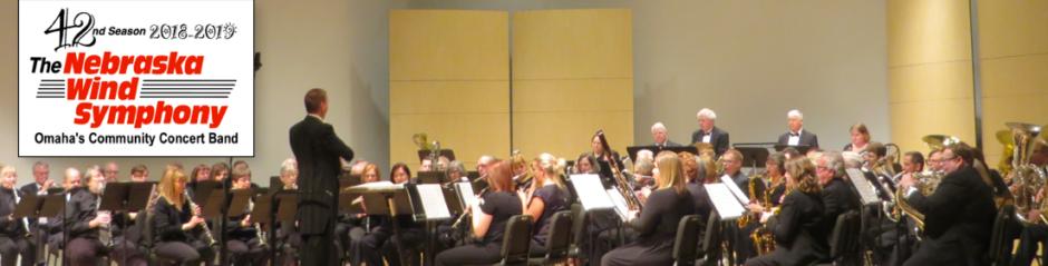 The Nebraska Wind Symphony Omaha S Community Concert Band